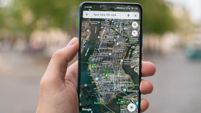 Can You Use GPS Coordinates in Google Maps