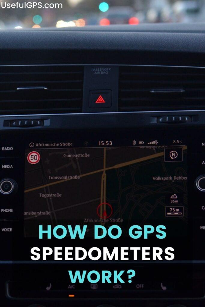 GPS Speedometers