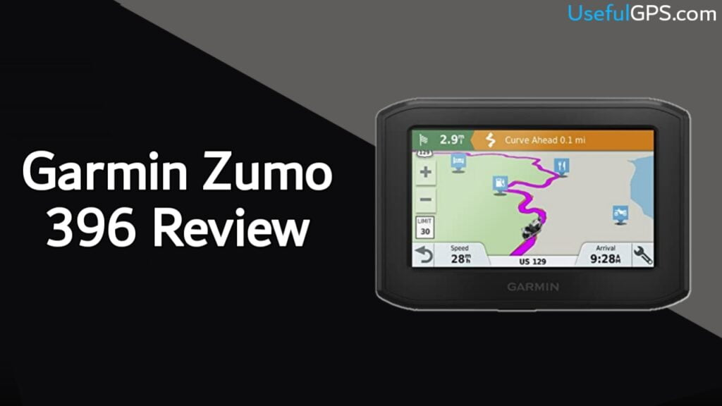 Garmin Zumo 396 Review