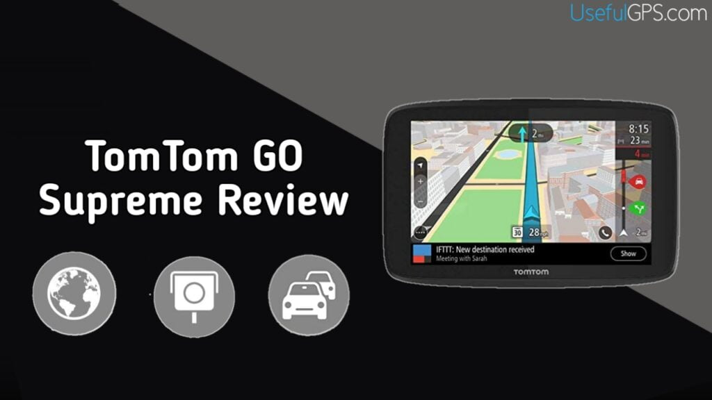 TomTom GO Supreme Review